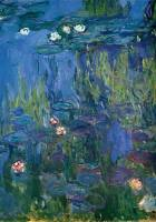 MONET,CLAUDE - Nympheas
