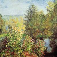 MONET,CLAUDE - Stiller Winkel im...