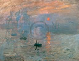 MONET,CLAUDE - Impression (Sonne...