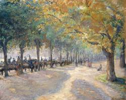PISSARRO,CAMILL - Hyde Park, London