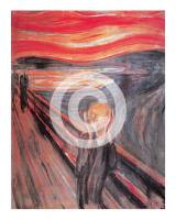 EDVARD MUNCH - The CryBreite: 40...