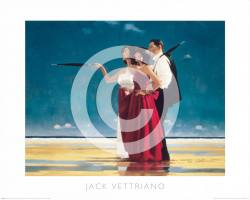 JACK VETTRIANO - The Missing Man...