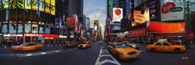 XIONG,JOHN - Time Square panorama