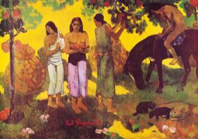 GAUGUIN,PAUL - Rupe,Rupe