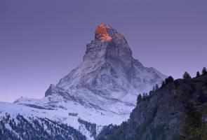 MARENT,THOMAS - Matterhorn with ...