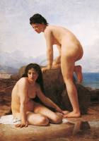 BOUGUEREAU,WILL - The Bathers