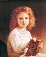 BOUGUEREAU,WILL - The story book