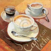 HAENRATS,WILLEM - Coffee time I