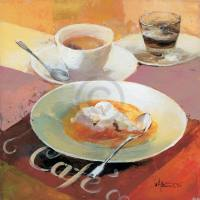 HAENRATS,WILLEM - Coffee time II