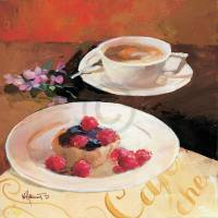 HAENRATS,WILLEM - Coffee time III