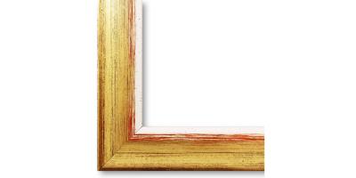 Bilderrahmen Rahmen Holz Modern Herzogenaurach Schwarz NEU Kehle Rot 3,0