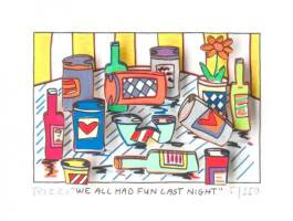 James Rizzi-We all had fun last night